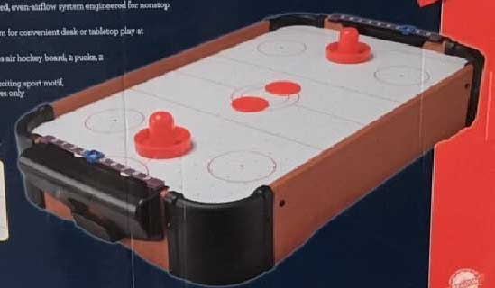 Tabletop Air Hockey-ZM-TP290
